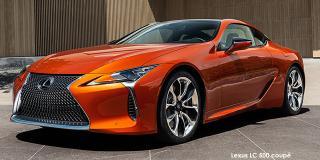 Lexus LC - Image credit: © 2021 duoporta. Generic Image shown.