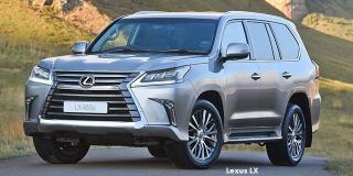 Lexus LX - Image credit: © 2021 duoporta. Generic Image shown.