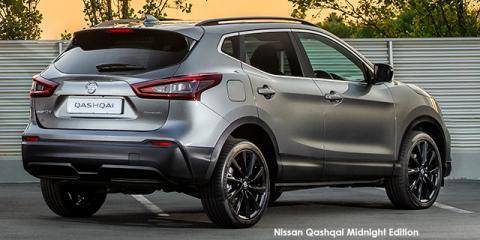 Nissan Qashqai 1.2T Midnight Edition - Image credit: © 2021 duoporta. Generic Image shown.