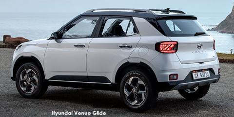Hyundai Venue 1.0T Motion - Image credit: © 2021 duoporta. Generic Image shown.