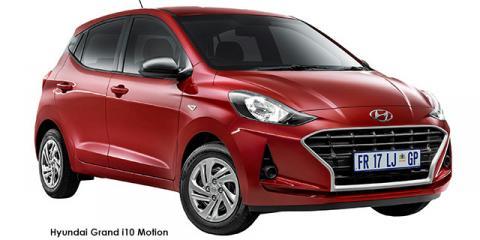 Hyundai Grand i10 1.0 Motion - Image credit: © 2021 duoporta. Generic Image shown.