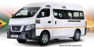 Nissan NV350 - Image credit: © 2021 duoporta. Generic Image shown.