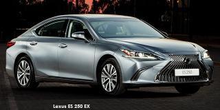 Lexus ES - Image credit: © 2021 duoporta. Generic Image shown.