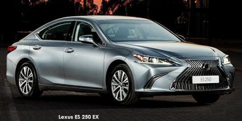 Lexus ES 250 EX - Image credit: © 2021 duoporta. Generic Image shown.