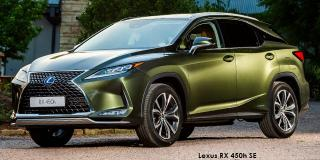 Lexus RX - Image credit: © 2021 duoporta. Generic Image shown.