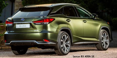 Lexus RX 450h SE - Image credit: © 2021 duoporta. Generic Image shown.