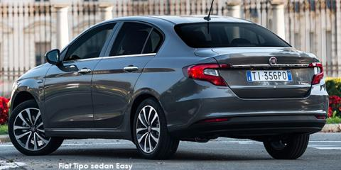 Fiat Tipo sedan 1.4 Easy - Image credit: © 2021 duoporta. Generic Image shown.