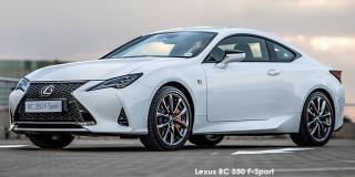 Lexus RC - Image credit: © 2021 duoporta. Generic Image shown.