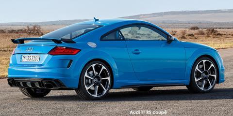 Audi TT RS coupe quattro - Image credit: © 2020 duoporta. Generic Image shown.