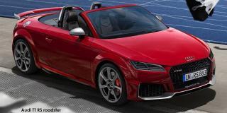 Audi TT - Image credit: © 2020 duoporta. Generic Image shown.