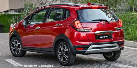 Honda WR-V 1.2 Comfort - Image credit: © 2021 duoporta. Generic Image shown.