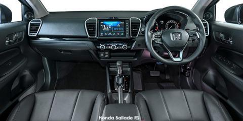 Honda Ballade 1.5 Comfort - Image credit: © 2021 duoporta. Generic Image shown.