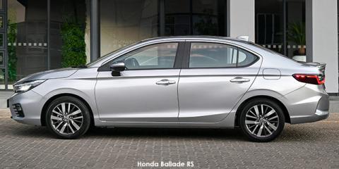 Honda Ballade 1.5 RS - Image credit: © 2021 duoporta. Generic Image shown.