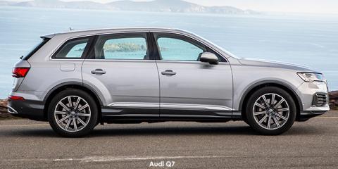 Audi Q7 45TDI quattro - Image credit: © 2021 duoporta. Generic Image shown.