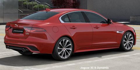 Jaguar XE P250 R-Dynamic SE - Image credit: © 2021 duoporta. Generic Image shown.