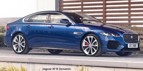 Jaguar XF D200 R-Dynamic SE - Image credit: © 2021 duoporta. Generic Image shown.