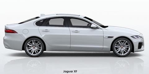Jaguar XF P250 S - Image credit: © 2020 duoporta. Generic Image shown.
