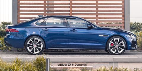 Jaguar XF P250 R-Dynamic SE - Image credit: © 2021 duoporta. Generic Image shown.