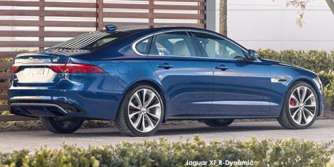 Jaguar XF P300 AWD R-Dynamic HSE - Image credit: © 2021 duoporta. Generic Image shown.