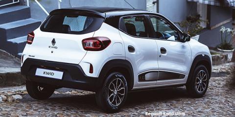 Renault Kwid 1.0 Ultra - Image credit: © 2021 duoporta. Generic Image shown.