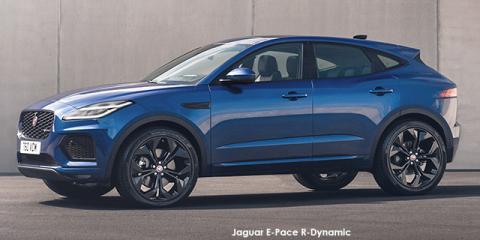Jaguar E-Pace P250 AWD R-Dynamic S - Image credit: © 2021 duoporta. Generic Image shown.