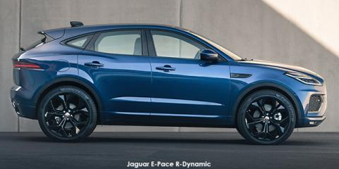 Jaguar E-Pace P300e AWD R-Dynamic HSE - Image credit: © 2021 duoporta. Generic Image shown.