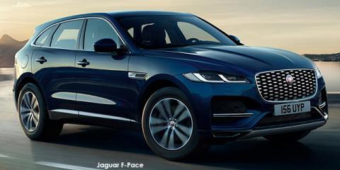 Jaguar F-Pace D200 AWD S - Image credit: © 2021 duoporta. Generic Image shown.