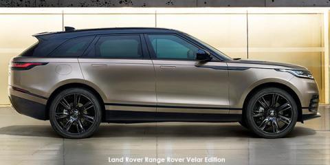 Land Rover Range Rover Velar D200 R-Dynamic SE Edition - Image credit: © 2021 duoporta. Generic Image shown.