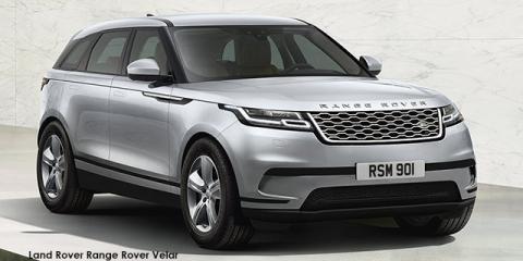 Land Rover Range Rover Velar P250 S - Image credit: © 2021 duoporta. Generic Image shown.