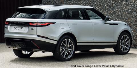 Land Rover Range Rover Velar P250 R-Dynamic SE - Image credit: © 2021 duoporta. Generic Image shown.