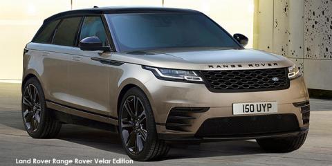 Land Rover Range Rover Velar P340 R-Dynamic SE Edition - Image credit: © 2021 duoporta. Generic Image shown.
