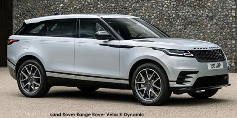 Land Rover Range Rover Velar D300 R-Dynamic SE - Image credit: © 2021 duoporta. Generic Image shown.