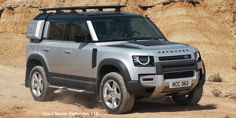 Land Rover Defender 110 D240 S - Image credit: © 2021 duoporta. Generic Image shown.