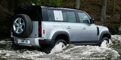 Land Rover Defender 110 D300 S - Image credit: © 2021 duoporta. Generic Image shown.