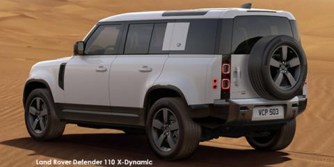 Land Rover Defender 110 P400e X-Dynamic HSE - Image credit: © 2021 duoporta. Generic Image shown.