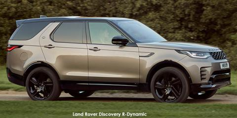Land Rover Discovery D300 R-Dynamic HSE - Image credit: © 2021 duoporta. Generic Image shown.