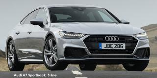 Audi A7 Sportback - Image credit: © 2020 duoporta. Generic Image shown.