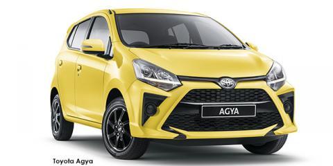 Toyota Agya 1.0 (audio) - Image credit: © 2021 duoporta. Generic Image shown.