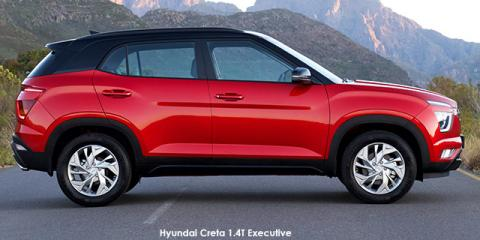 Hyundai Creta 1.4T Executive - Image credit: © 2021 duoporta. Generic Image shown.