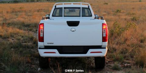 GWM P Series 2.0TD DLX - Image credit: © 2021 duoporta. Generic Image shown.