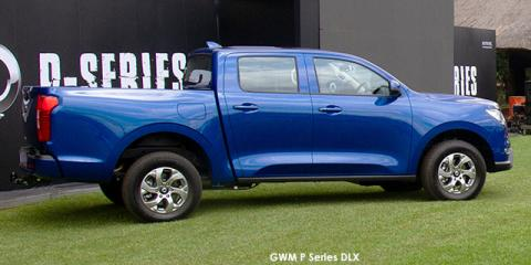 GWM P Series 2.0TD double cab DLX 4x4 auto - Image credit: © 2021 duoporta. Generic Image shown.
