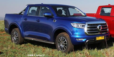 GWM P Series 2.0TD double cab LS - Image credit: © 2021 duoporta. Generic Image shown.