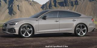Audi A5 - Image credit: © 2021 duoporta. Generic Image shown.