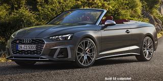 Audi S5 - Image credit: © 2021 duoporta. Generic Image shown.