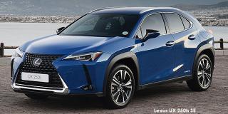 Lexus UX - Image credit: © 2021 duoporta. Generic Image shown.