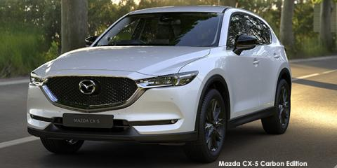 Mazda CX-5 2.0 Carbon Edition - Image credit: © 2021 duoporta. Generic Image shown.