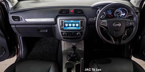 JAC T6 1.9TDi double cab Comfort - Image credit: © 2021 duoporta. Generic Image shown.