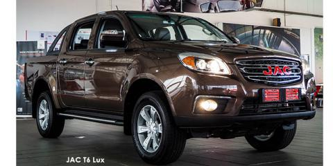 JAC T6 1.9TDi double cab 4WD Lux - Image credit: © 2021 duoporta. Generic Image shown.