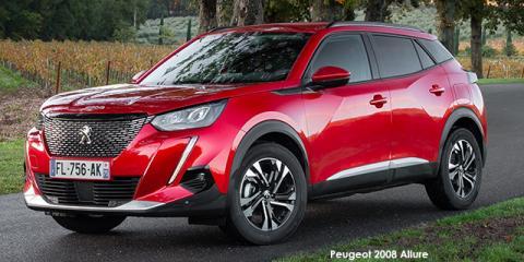 Peugeot 2008 1.2T Active - Image credit: © 2021 duoporta. Generic Image shown.