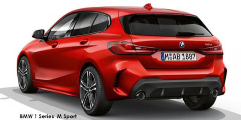 BMW 118d M Sport - Image credit: © 2021 duoporta. Generic Image shown.